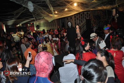 I Luv Bowling Halloween Party 2014-7